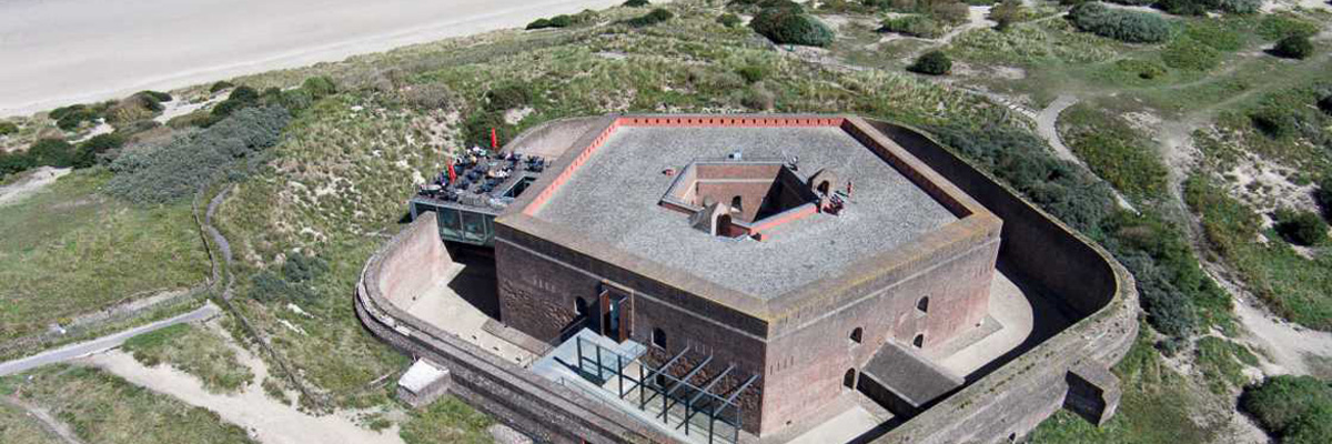 Compaskeeper Fort Napoleon