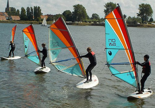 Die Hard Windsurfkamp