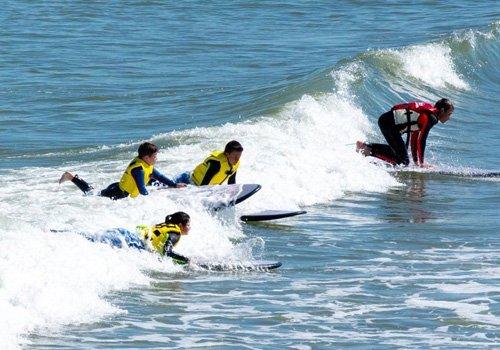 Surf des vagues